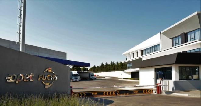 Opet Fuchs'un Yeni Fabrikası İzmir Aliağa'da Açıldı