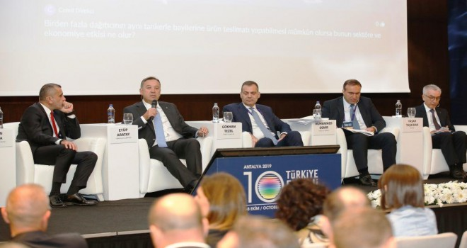 İpragaz ve GO, 10. Türkiye Enerji Zirvesi'nde De Geleneksel Desteğini Sürdürdü