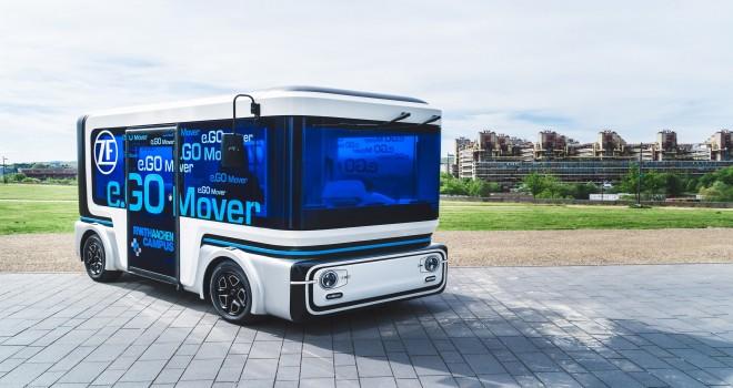 ZF, Satışlarını Artırarak Yeni Nesil Mobilite Çözümlerine Yatırım Yaptı