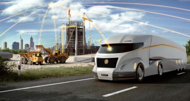 Continental Teknolojik Ürün Portföyüyle Ticari Araçlar Segmentinde Büyüyor