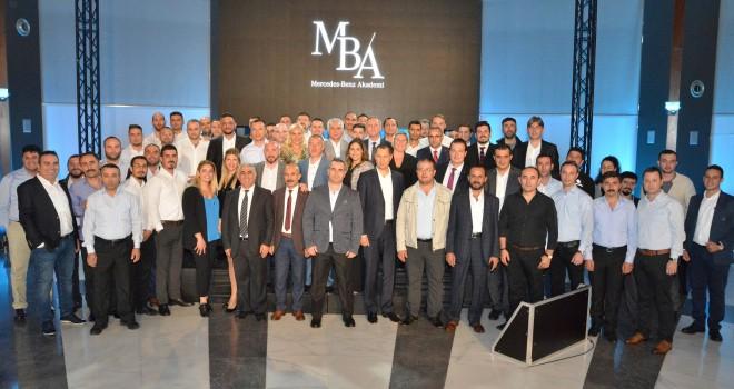 Mercedes-Benz Türk 2018 yılının En iyi Satış Sonrası Hizmetler Çalışanlarını ödüllendirdi