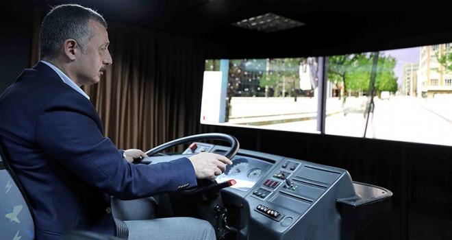 Her Yıl 2500 Toplu Taşıma Sürücüsüne Eğitim