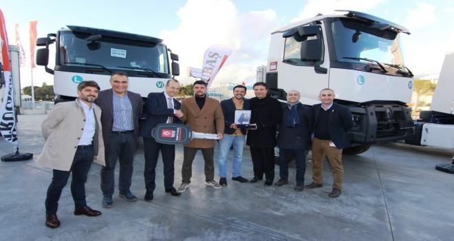 Hcc Maden, Gücünü Renault Trucks K Serisi İle Artırıyor
