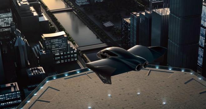 Porsche ve Boeing Şehir İçi Ulaşıma Giriyor