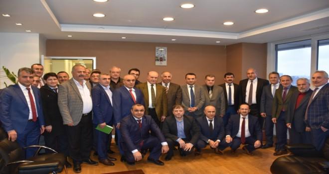 İETT Genel Müdürü İstanbul Halk Ulaşım'da