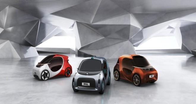 Geleceğin Ulaşım Çözümleri İçin Yeni Konsept Otomobil