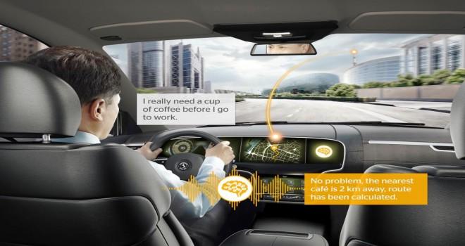 Continental'den Sesle Çalışan Dijital Yol Arkadaşı