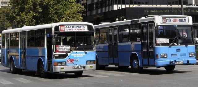 İzmir ve Ankara'da Toplu Ulaşıma Zam