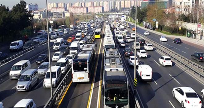 Metrobüs'de Yeni Düzenlemeler
