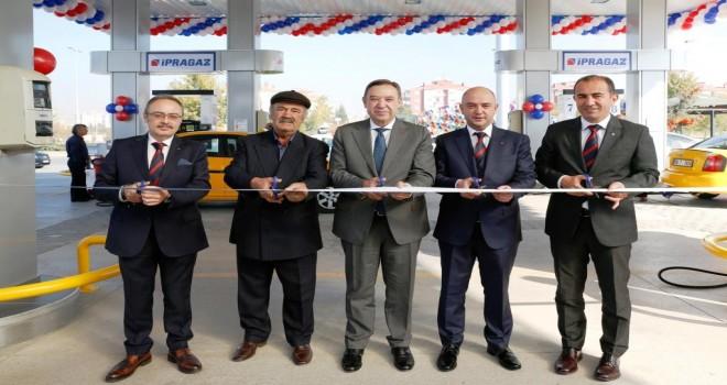 İpragaz Otogaz İstasyon Zincirinin En Yeni Halkası Ankara Sincan'da Açıldı