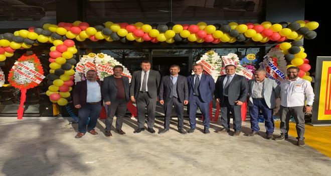 Pirelli Yetkili Satıcısı Şahin Oto Lastik, Adıyaman'daki Yeni Şubesini Hizmete Açtı