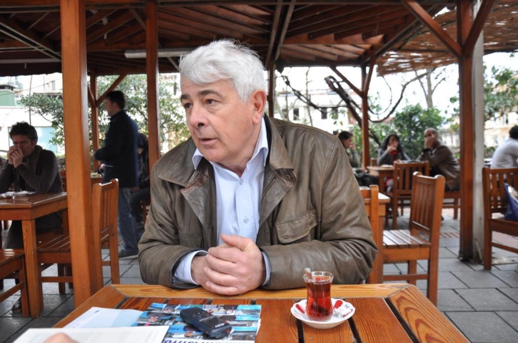 Dr. Sinan Havsalı :Tek Çare Toplu Taşımacılık