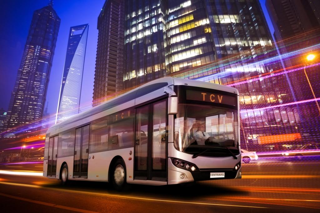 Temiz Bir Doğa Ve Yakıt Tasarrufu Deyince Cng, Cng'li Otobüste Tcv