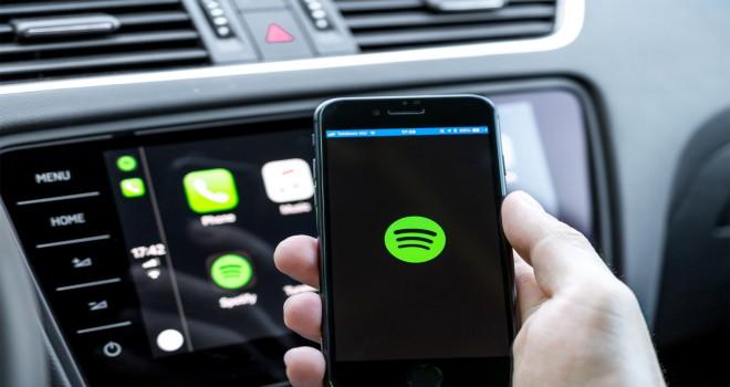 Total İstasyonları Ve Spotify'dan Yenilikçi İş Birliği