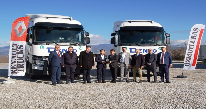 DENKO, Renault Trucks T Serisini Tercih Etti