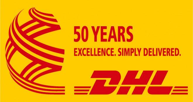 DHL 50 Yaşında