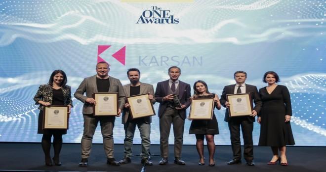 Karsan'a, Yılın İtibarlı Ticari Araç Markası Ödülü