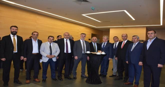 Kaptanlar Kulübü'nde Altyapı Sorunları Ve Çözüm Önerileri Aktarıldı