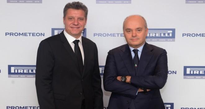 Prometeon Lastik Grubu, Türkiye'deki Üretim Kapasitesini Artırmak İçin 115 Milyon Dolar Yatırım