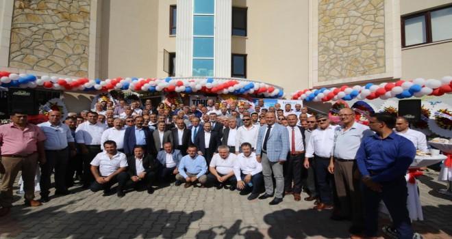 TÖHOB Mitili Ankara'ya Attı