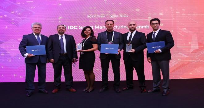 Tofaş'a Akıllı Üretim Teknolojileri Kapsamında 5 Ödül