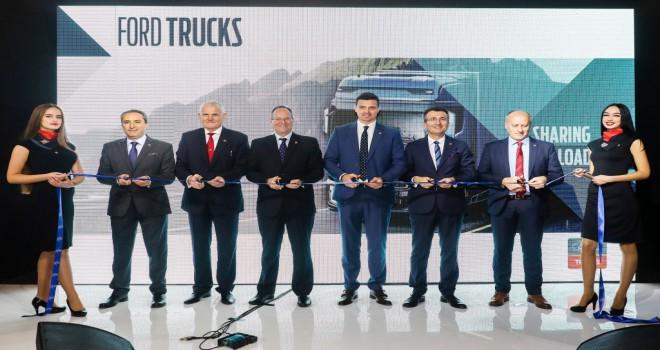Ford Trucks'ın Uluslararası Büyüme Yolculuğu Açılışlarıyla Sürüyor
