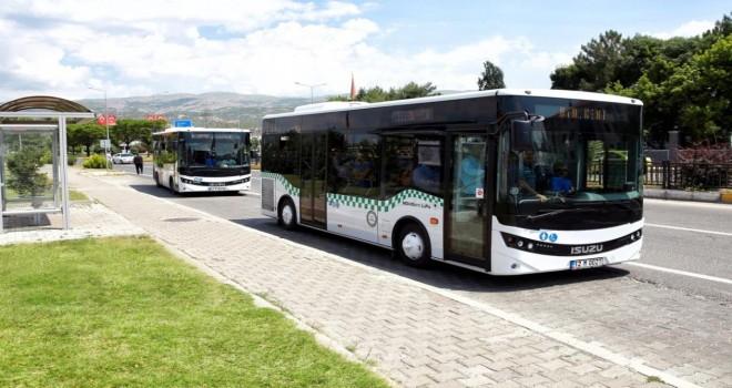 Yeşilyurt'a Otobüs Hattı