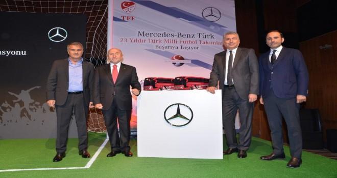 Mercedes-Benz Türk, Türkiye Futbol Federasyonu İle Sözleşmesini 2023 Yılına Kadar Uzattı