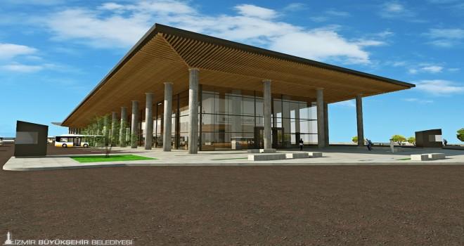 Selçuk'a Yeni Garaj