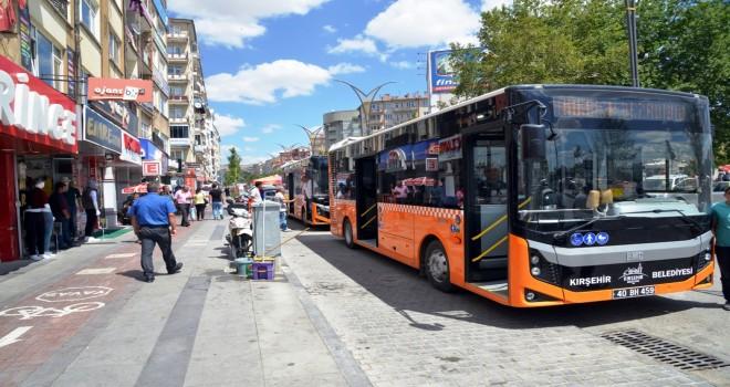 Halk, Belediye Halk Otobüslerini Sevdi