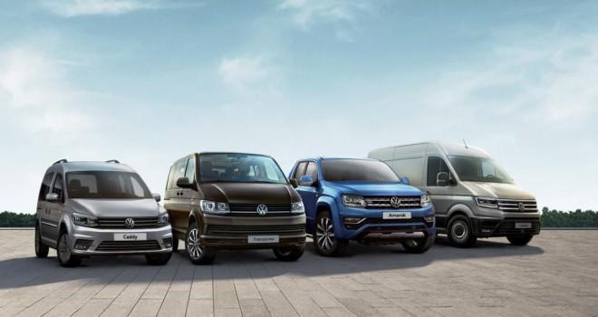 Volkswagen Ticari Araç'tan Ekim Ayında Özel  İndirim Ve Faiz Fırsatı
