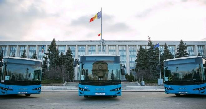 Anadolu Isuzu'dan Moldova'ya 31 Adet Citiport