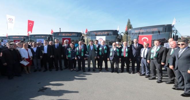 Türkiye'nin Yerli ve Milli Gücü BMC, Otobüsleriyle İhracat Atağında