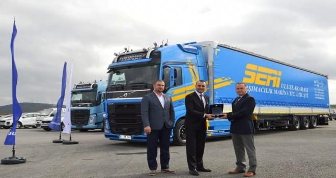 Seri Uluslararası Taşımacılık Filosuna  Volvo Trucks Performance Edition