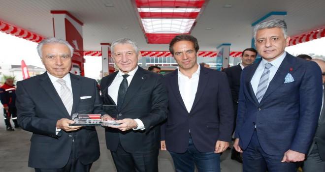 Petrol Ofisi Yeni İstasyonunu Pendik'te Açtı