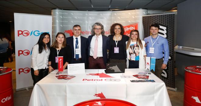 Petrol Ofisi TÜMKAF 2019'da Mühendis  Ve Mühendis Adayları İle Buluştu