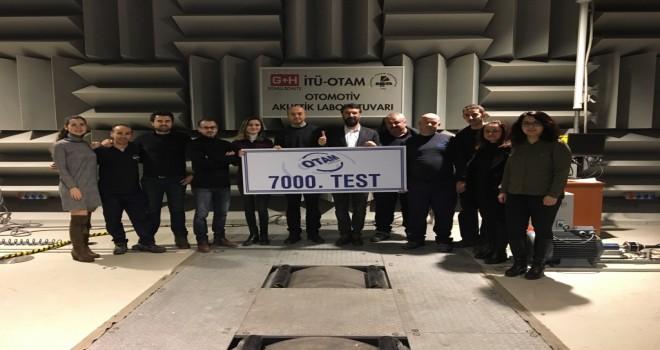 OTAM 7000. Testini Katar'a Yaptı