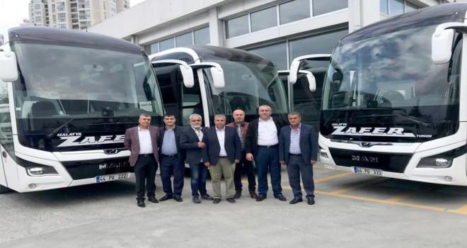 MAN'da Yılın Son Seyahat Otobüsü Teslimatları Gerçekleştirildi