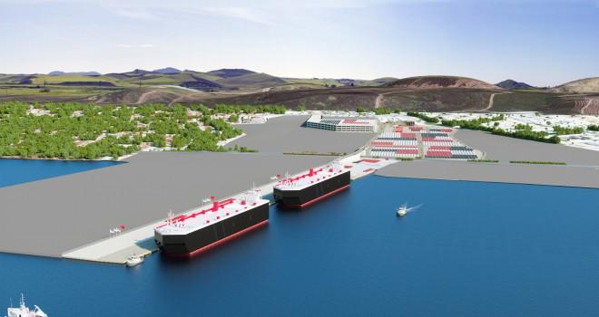 Türkiye'nin En Büyük Otomotiv Limanı İçin  Japonya'dan Kredi