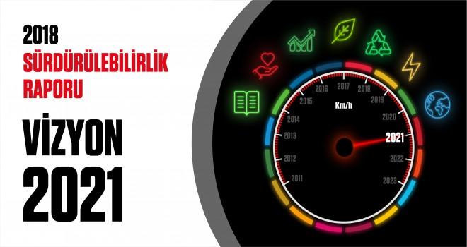 """Anadolu Isuzu ilk """"Sürdürülebilirlik Raporu""""nu Yayımladı"""
