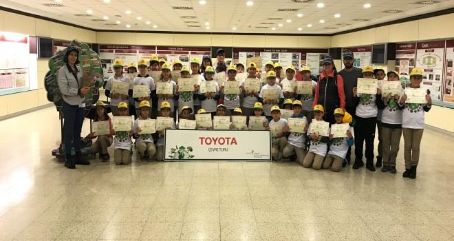 Toyota Otomotiv Sanayi Türkiye'nin Sosyal Sorumluluk Faaliyetleri Tüm Hızıyla Devam Ediyor