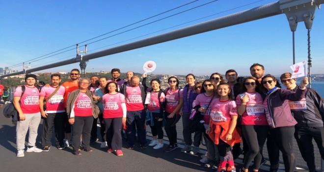 Goodyear Gönüllüleri, Vodafone 41. İstanbul Maratonu'nda İyilik Peşinde Koştu