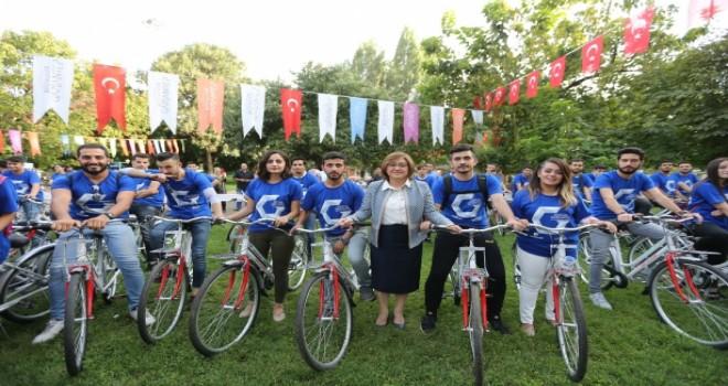 Gaziantep, Ulaşımı Bisikletle Çözdü