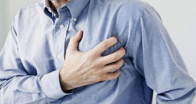 Yolda Ani Kalp Krizi Riskine Dikkat