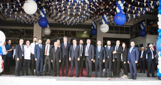 Prometeon Türkiye'nin Ankara'da ki Yeni İş Ortağı Derlas Otomotiv