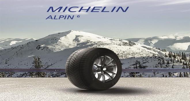 Michelin'den Kış Dönemi İçin Lastik Alternatifleri