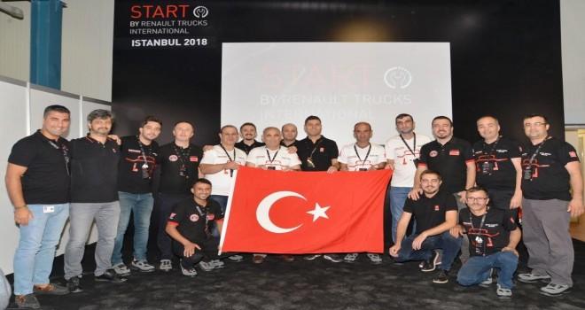 Uluslararası Yarışmada Türk Damgası