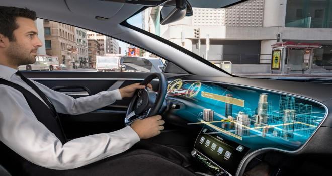 Continental Ve Leia'nın Yeni Lightfield Ekranı, 3d'yi Araçlara Getiriyor