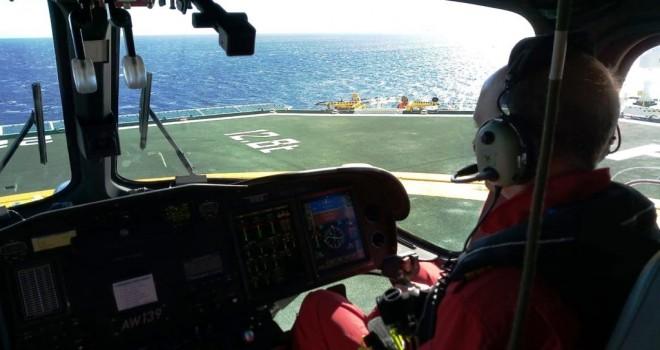 Türkiye'nin İlk Sondaj Gemisi Fatih'te Çalışmalar Başladı