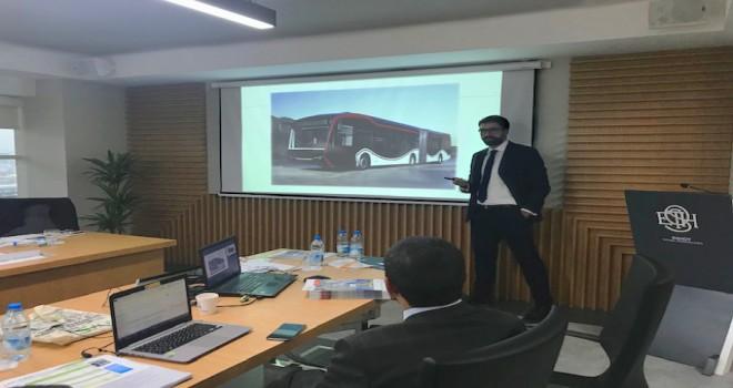 UITP Elektrikli Otobüs Eğitimi Bozankaya Sponsorluğuyla Gerçekleşti